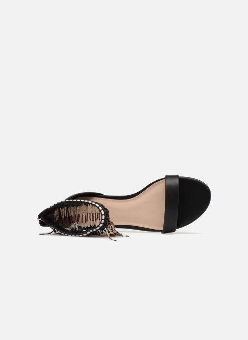 Sandales et nu-pieds Aldo LARYSA Noir vue gauche