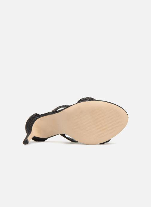 Sandales et nu-pieds Aldo LAWMAN Noir vue haut