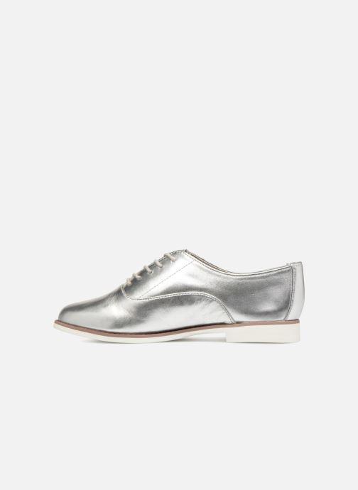 Chaussures à lacets Aldo MCALLISTER Argent vue face