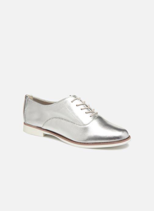 Chaussures à lacets Aldo MCALLISTER Argent vue détail/paire