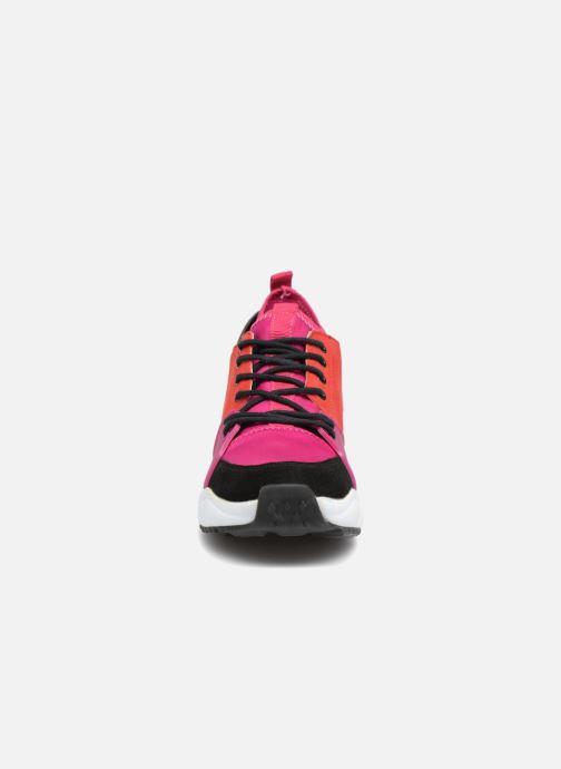 Baskets Aldo MELIE-U Rose vue portées chaussures