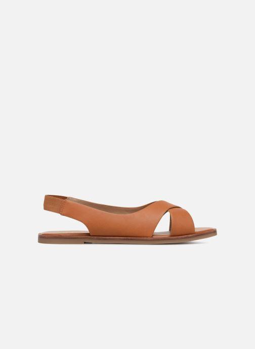 Sandales et nu-pieds Aldo MINSIE Marron vue derrière