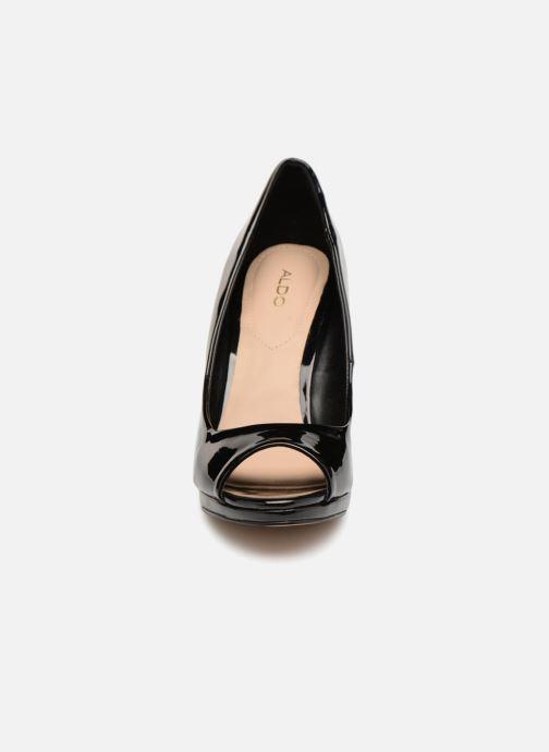 Escarpins Aldo NISSON Noir vue portées chaussures