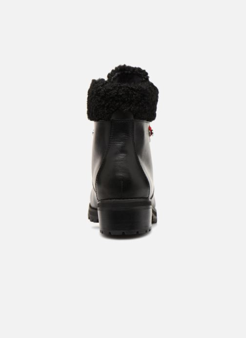 Bottines et boots Aldo ULELADDA Noir vue droite