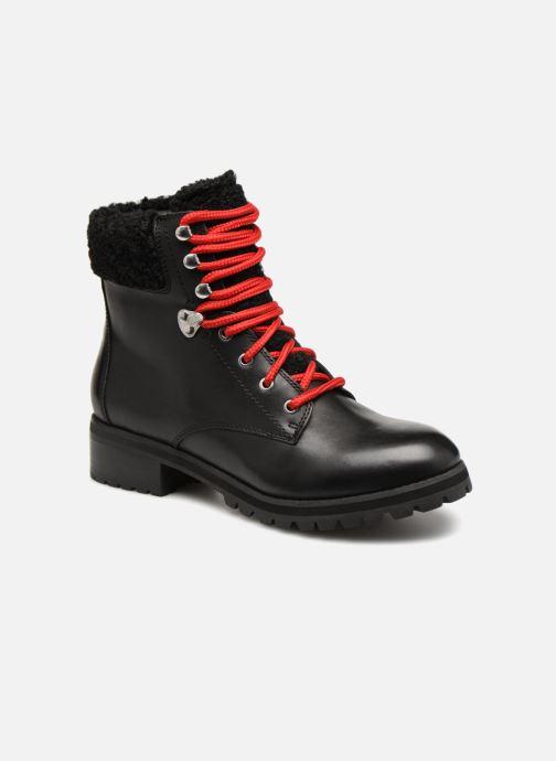 Bottines et boots Aldo ULELADDA Noir vue détail/paire