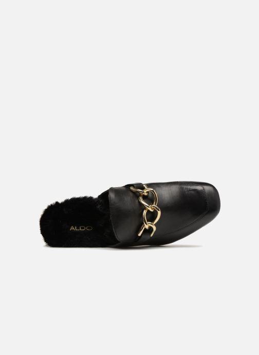 Aldo Leather 97 Sabots Umarella Et Mules Black 5ALjR43