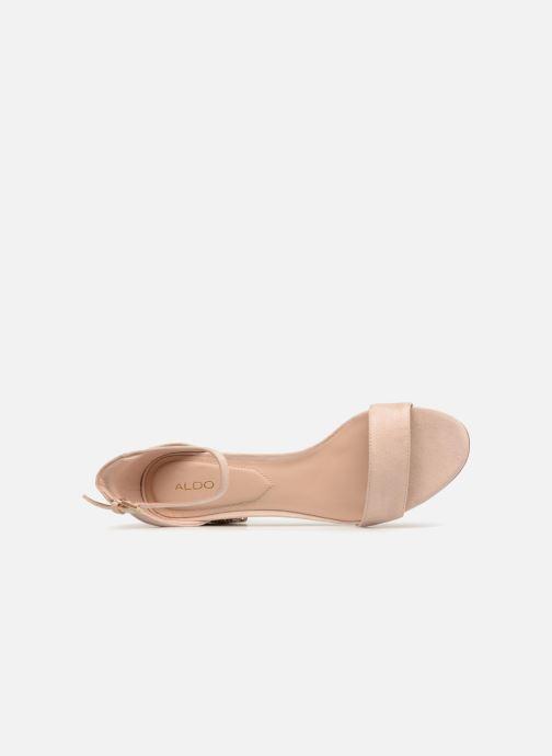 Sandales et nu-pieds Aldo VICTORIAA Rose vue gauche