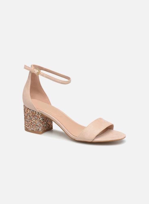 Sandales et nu-pieds Aldo VICTORIAA Rose vue détail/paire