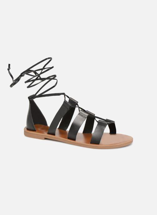 Sandales et nu-pieds Aldo XAVIERRA Noir vue détail/paire