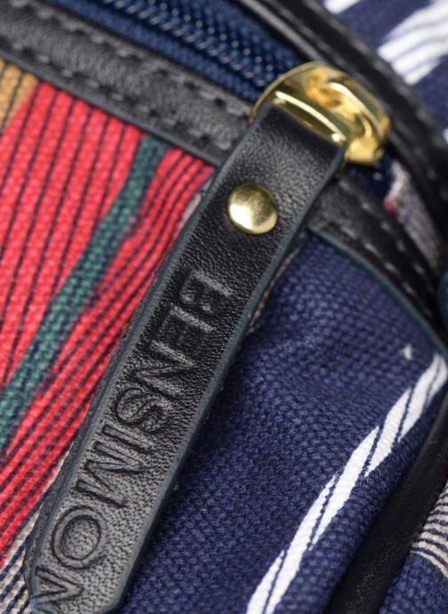 Sacs de sport Bensimon AUTHENTIC LINE BUNDLE BAG Multicolore vue gauche