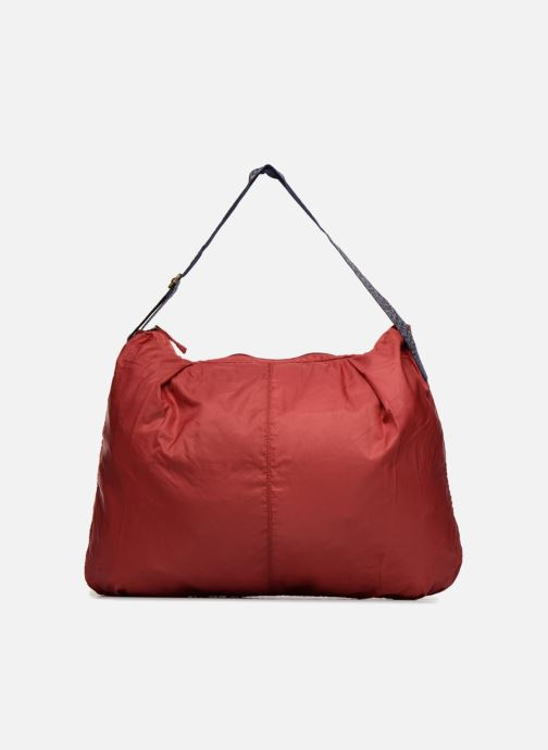Bolsos de mano Bensimon COLOR LINE SHOULDER BAG Vino vista de frente