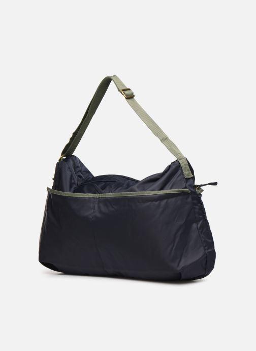 Handtaschen Bensimon COLOR LINE SHOULDER BAG blau ansicht von rechts