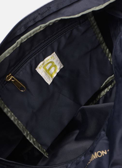 Handtaschen Bensimon COLOR LINE SHOULDER BAG blau ansicht von hinten