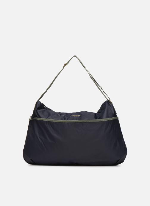 Sacs à main Bensimon COLOR LINE SHOULDER BAG Bleu vue détail/paire