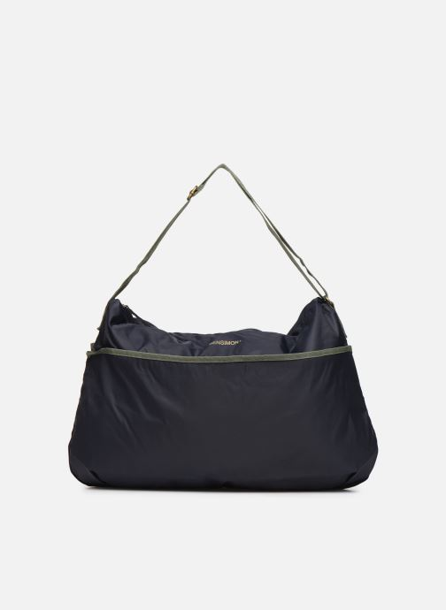 Sacs à main Bensimon COLOR LINE SHOULDER BAG Bleu vue détail/paire