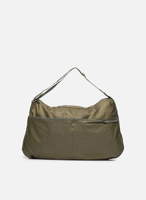 Handbags Bensimon COLOR LINE SHOULDER BAG Green front view