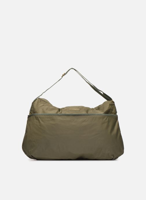 Handbags Bensimon COLOR LINE SHOULDER BAG Green detailed view/ Pair view