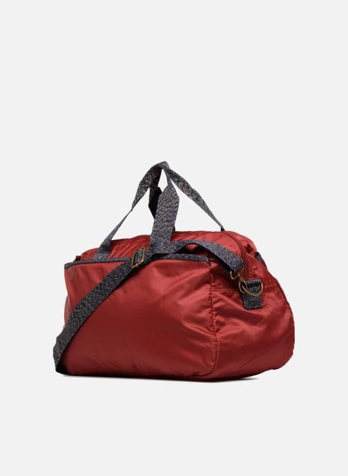 Sporttassen Bensimon COLOR LINE SPORT BAG Bordeaux rechts