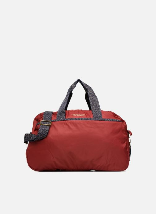 Sporttassen Bensimon COLOR LINE SPORT BAG Bordeaux detail