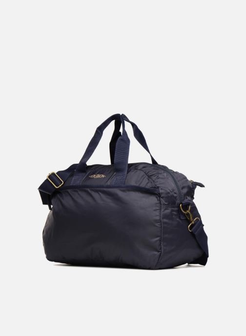 Sporttassen Bensimon COLOR LINE SPORT BAG Blauw model