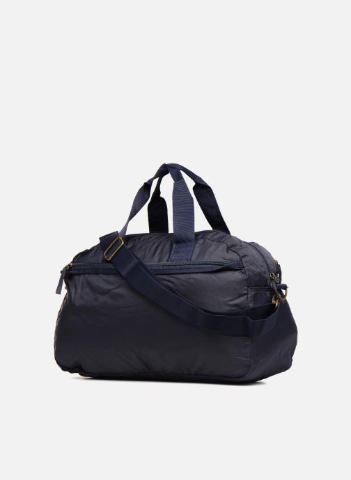 Sacs de sport Bensimon COLOR LINE SPORT BAG Bleu vue droite