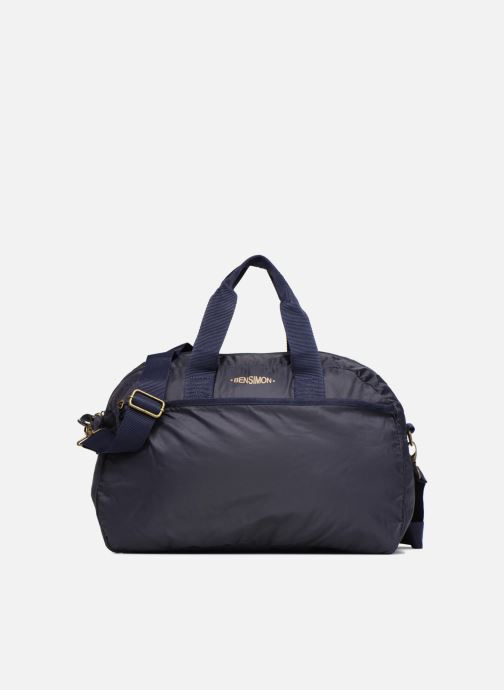 Sporttassen Bensimon COLOR LINE SPORT BAG Blauw detail