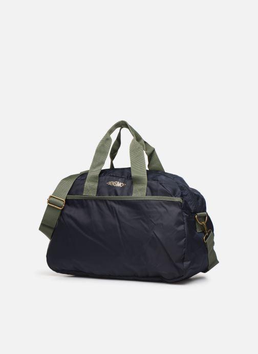 Sports bags Bensimon COLOR LINE SPORT BAG Blue model view