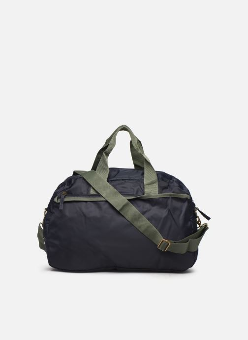 Sacs de sport Bensimon COLOR LINE SPORT BAG Bleu vue face