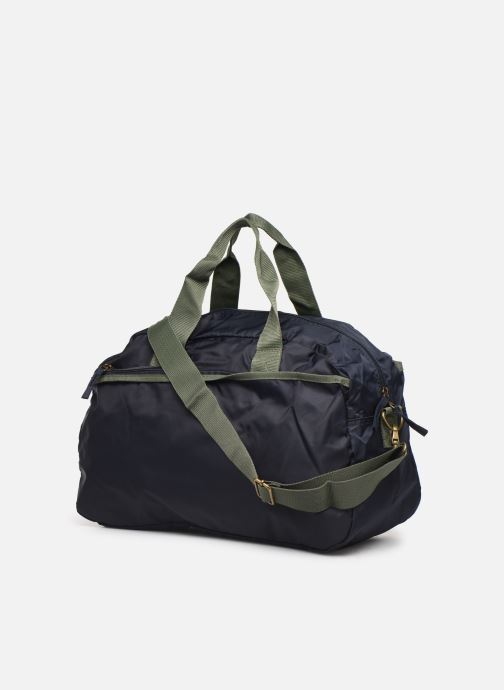 Sports bags Bensimon COLOR LINE SPORT BAG Blue view from the right