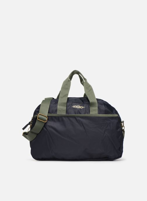 Sports bags Bensimon COLOR LINE SPORT BAG Blue detailed view/ Pair view