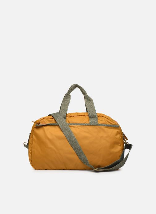 Sacs de sport Bensimon COLOR LINE SPORT BAG Jaune vue face