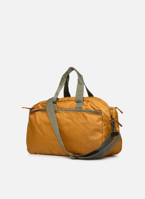 Sporttaschen Bensimon COLOR LINE SPORT BAG gelb ansicht von rechts