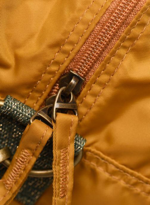 Sporttaschen Bensimon COLOR LINE SPORT BAG gelb ansicht von links