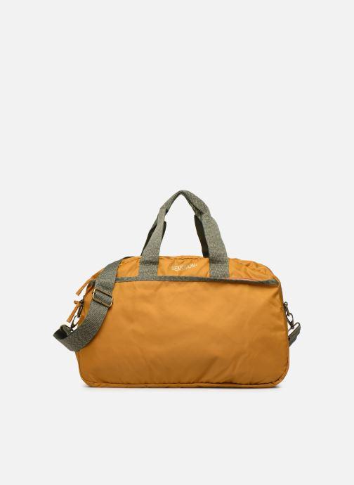 Sporttaschen Bensimon COLOR LINE SPORT BAG gelb detaillierte ansicht/modell