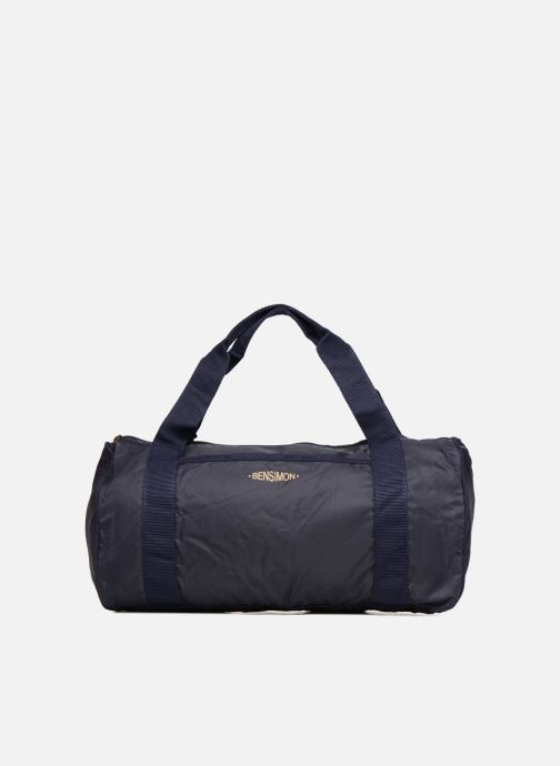 Sporttassen Bensimon COLOR LINE COLOR BAG Blauw detail