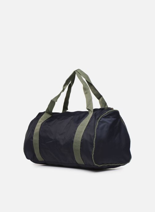 Sports bags Bensimon COLOR LINE COLOR BAG Blue view from the right