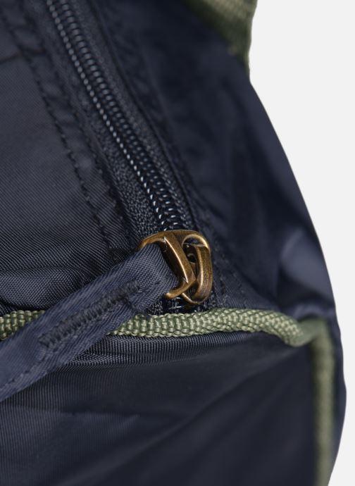 Bolsas de deporte Bensimon COLOR LINE COLOR BAG Azul vista lateral izquierda