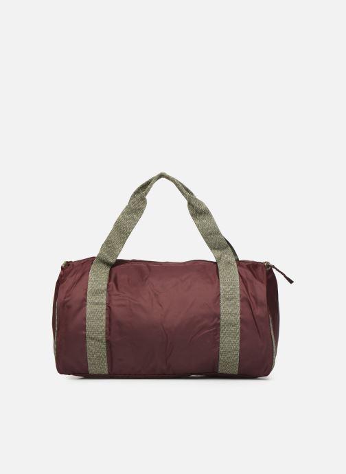 Sporttaschen Bensimon COLOR LINE COLOR BAG lila ansicht von vorne