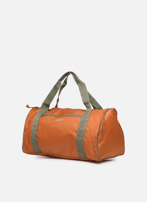 Sporttassen Bensimon COLOR LINE COLOR BAG Bruin model