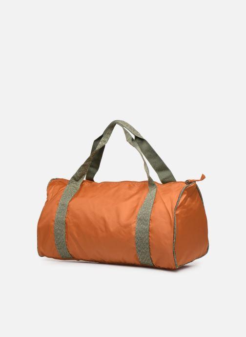 Bagages Bensimon COLOR LINE COLOR BAG Marron vue droite