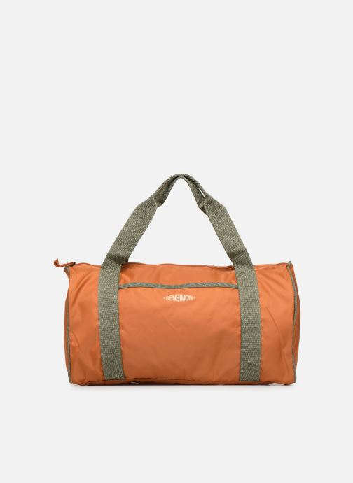 Sporttassen Bensimon COLOR LINE COLOR BAG Bruin detail