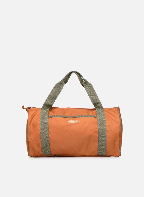 Bagages Bensimon COLOR LINE COLOR BAG Marron vue détail/paire