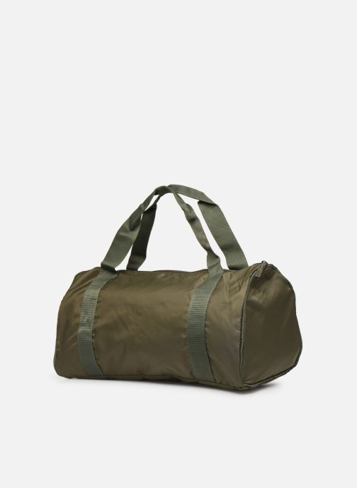 Sports bags Bensimon COLOR LINE COLOR BAG Green view from the right