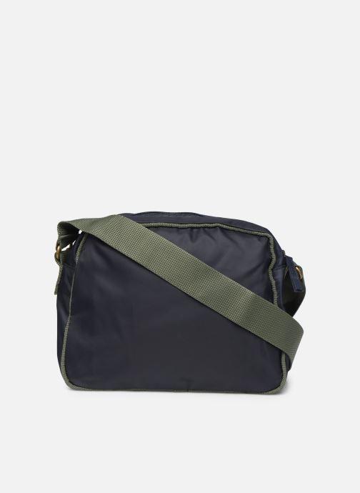 Sacs à main Bensimon COLOR LINE SMALL BESACE BAG Bleu vue face