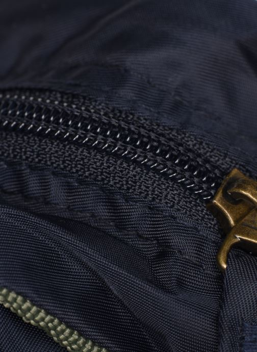 Sacs à main Bensimon COLOR LINE SMALL BESACE BAG Bleu vue gauche
