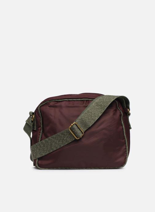 Sacs à main Bensimon COLOR LINE SMALL BESACE BAG Violet vue face
