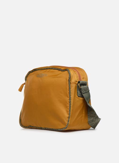 Handtaschen Bensimon COLOR LINE SMALL BESACE BAG gelb schuhe getragen