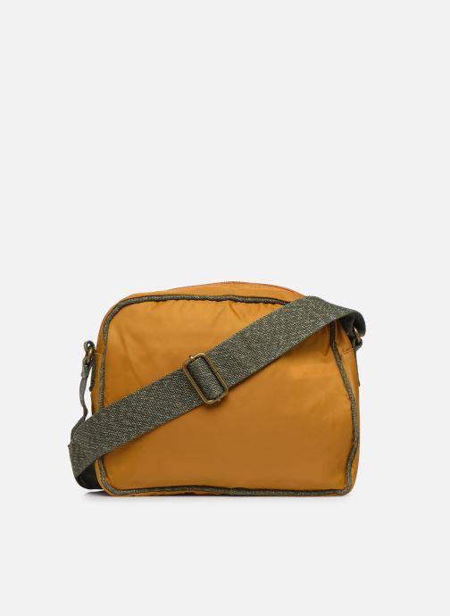 Handtaschen Bensimon COLOR LINE SMALL BESACE BAG gelb ansicht von vorne