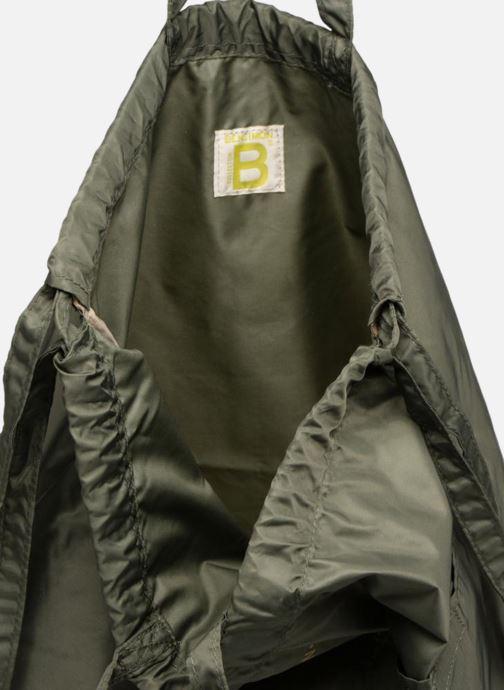 Zaini Bensimon SLIDING BAG Verde immagine posteriore