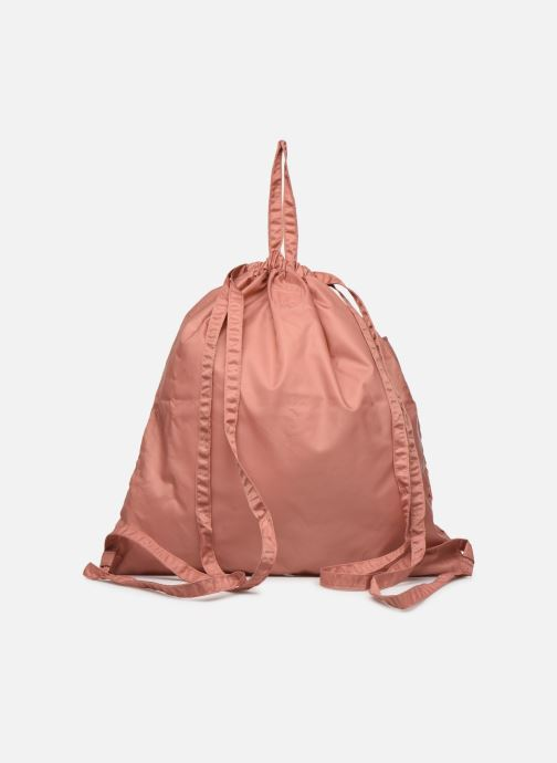 Rucksacks Bensimon SLIDING BAG Pink front view